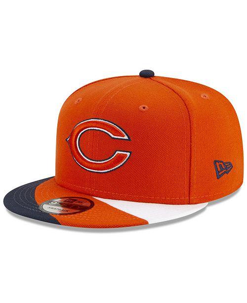 New Era Chicago Bears Curve 9FIFTY Cap