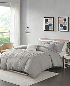 Paloma Twin/Twin XL 4 Piece Cotton Comforter Set
