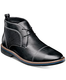 Men's Pasadena Cap-Toe Chukka Boots