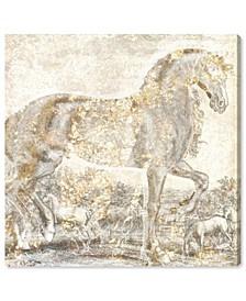 Brilliant Equestrian Canvas Art Collection