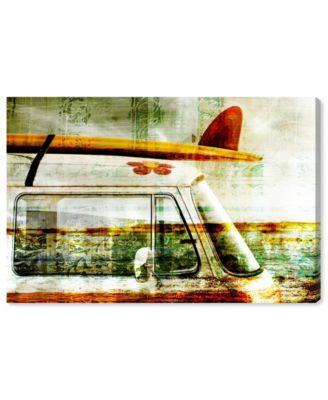 Surf Van Canvas Art, 45