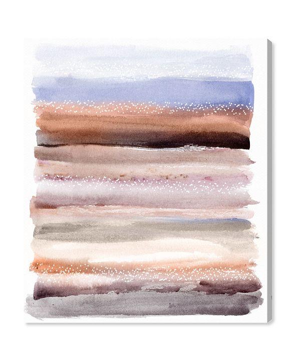 "Oliver Gal Lares Desert Canvas Art, 20"" x 24"""