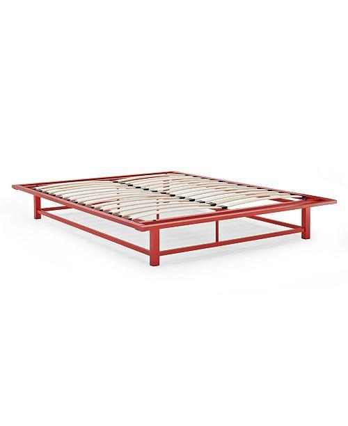 Dwell Home Inc. Platform Metal Bed, Full