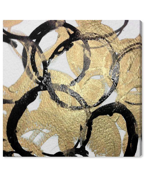 "Oliver Gal Carmina Canvas Art, 43"" x 43"""