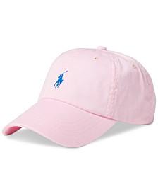Men's Cotton Chino Baseball Cap
