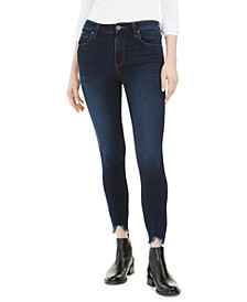 Connie High-Rise Skinny Ankle Jeans