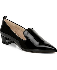 Vianna Pointed-Toe Loafers