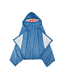 CLOSEOUT! Shark Hooded Throw