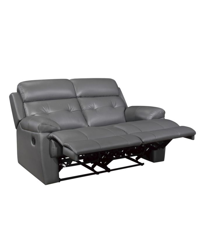 Furniture Lance Recliner Loveseat & Reviews - Recliners - Furniture - Macy's