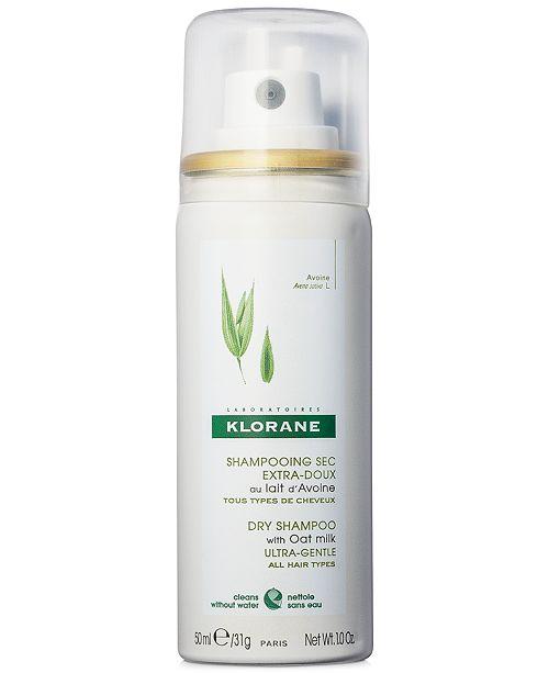 Klorane Dry Shampoo With Oat Milk, 1-oz.