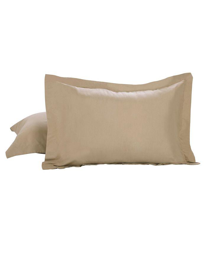 Levinsohn Textiles - Today's Home Microfiber Standard Pillow Sham 2-Pack