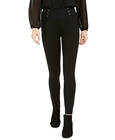 Skinny Pull-On Dress Pants, Created For Macy's