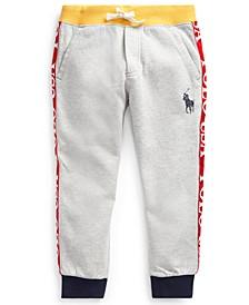 Toddler Boys Polo USA Cotton-Blend Jogger