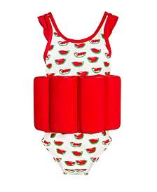 Baby Watermelon Float Suit