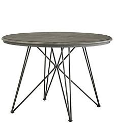 """Mabel 45"""" Round Dining Set"""