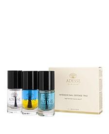 Organic Infused Nail Treatment - Intensive Nail Defense Nail Trio, 6.6 oz