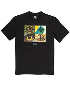 Men's National Geographic Optical Graphic T-Shirt