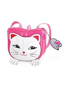 Toddler Girls Lucky Cat Backpack