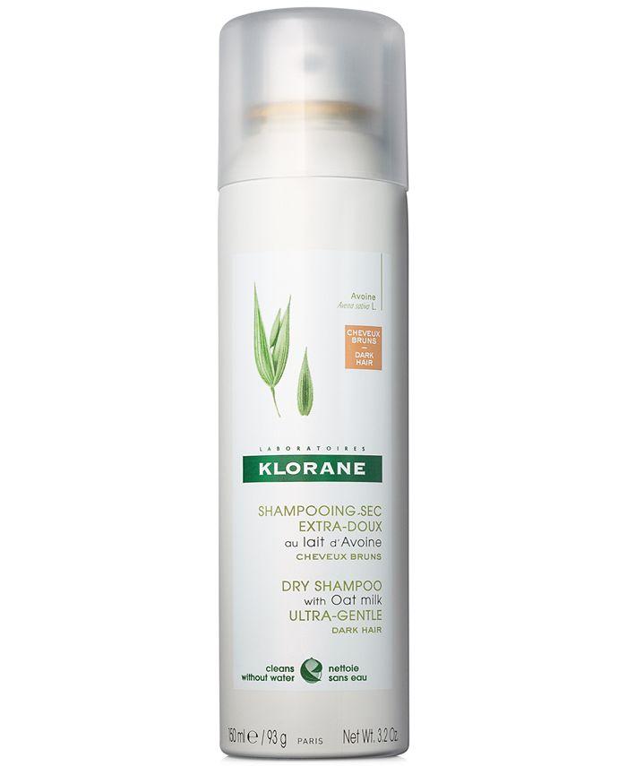 Klorane - Dry Shampoo With Oat Milk - Natural Tint, 3.2-oz.
