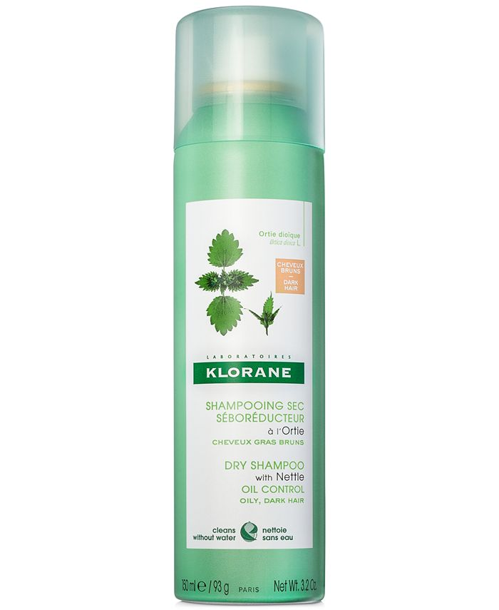 Klorane - Dry Shampoo With Nettle - Natural Tint, 3.2-oz.