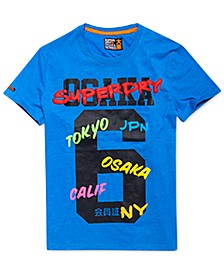 Men's Osaka City Graphic T-Shirt
