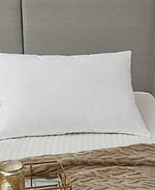 240 Thread Count 100% Cotton White Goose Feather Down Pillow