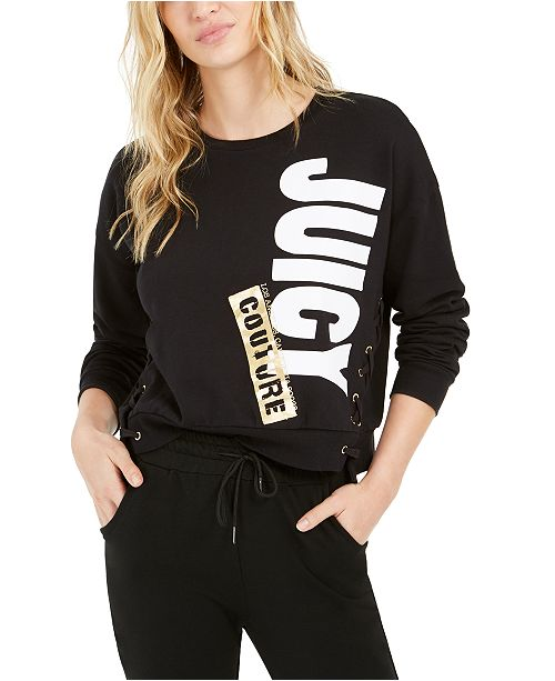Juicy Couture Bold Logo Sweatshirt