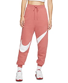 Women's Sportswear Logo Fleece Pants
