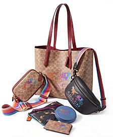 COACH Rexy Handbag Collection, Exclusive to Macy's