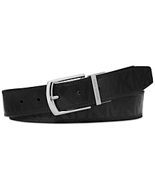 Men's Signature Leather Belt