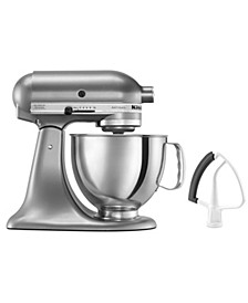 Artisan Series 5-Quart Tilt-Head Stand Mixer with Flex Edge Beater Bundle Set KSM150FE