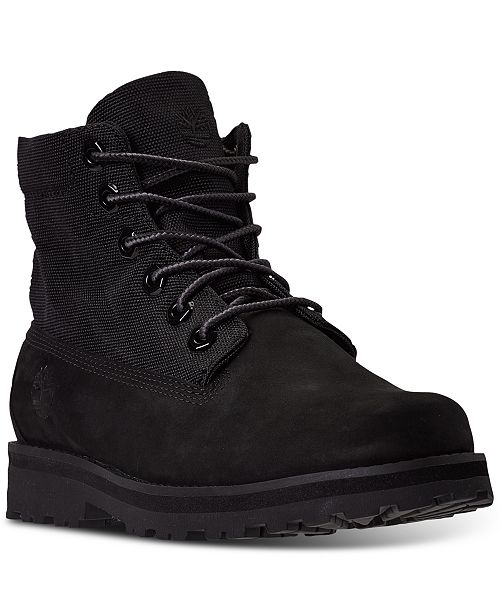 Big Boys Cordura Roll Top Boots from Finish Line