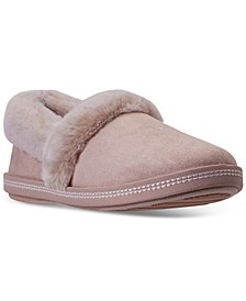 Women's Cozy Campfire Team Toasty Comfort Indoor/Outdoor Slipper Shoes from Finish Line