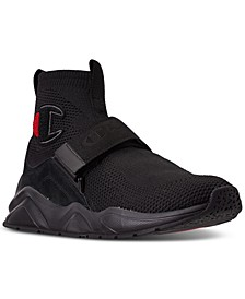 Men's Rally Lockdown Casual Sneakers from Finish Line
