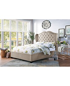 Fostoria Upholstered Bed Collection