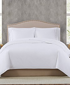 400TC Percale Cotton Duvet Cover Set