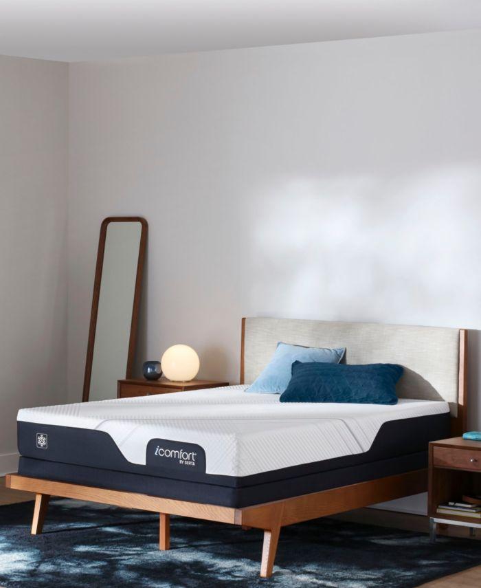 Serta iComfort by CF 1000 10'' Medium Firm Mattress Set- Twin XL & Reviews - Mattresses - Macy's