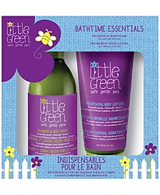 Kids Bath time Essentials Set of 2, 14 oz