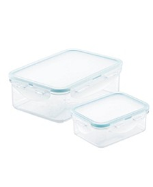 Purely Better™ 2-Pc. Food Storage Container Set