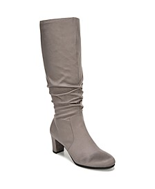 Maltese Wide Calf High Shaft Boots