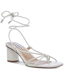 Women's Ivanna Ankle-Tie Sandals