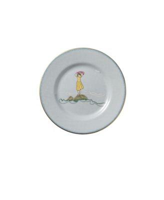 """Sailors Farewell Bread & Butter Plate 7"""""""