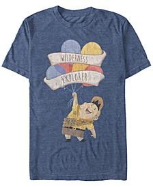 Men's Up Russell Wilderness Explorer, Short Sleeve T-Shirt