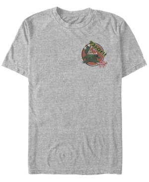 Men's Spider-Man Spiderverse Godzilla Kanji Short Sleeve T-Shirt