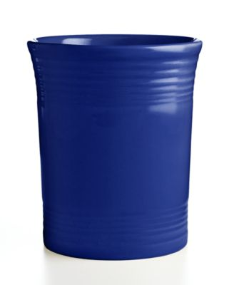 Cobalt Utensil Crock