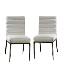 Oya Upholstered Side Chair- Set Of 2