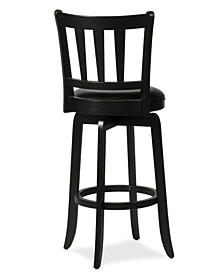 Presque Isle Swivel Bar Height Stool