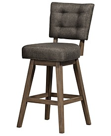 Furniture Lanning Swivel Counter Height Stool