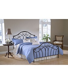Josephine Full Bed Set with Rails