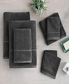 Ultra Plush Anderson 6-Pc. Turkish Cotton Towel Set